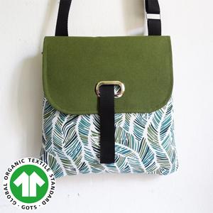 Forest crossbody bag