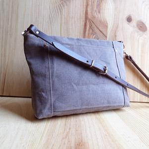 Light brown mini bag