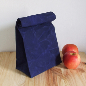 Lunch bag blue