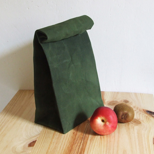 Lunch bag army green