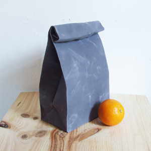 Lunch bag gray