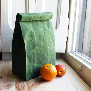 Lunch bag green