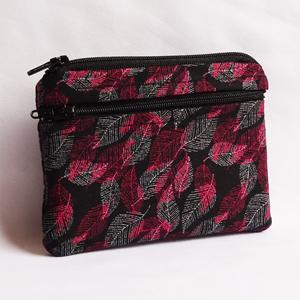 Leaves purse