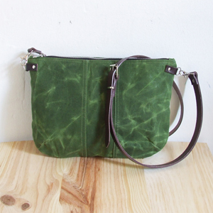 Green little bag